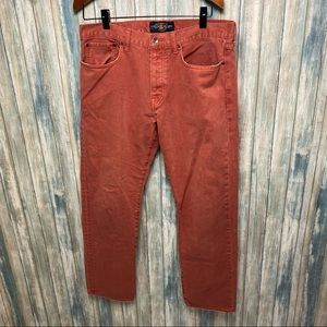 Lucky Brand Men's Heritage Jeans sz 36X32 # T656